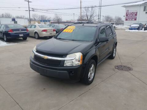2006 Chevrolet Equinox for sale at Kenosha Auto Outlet LLC in Kenosha WI