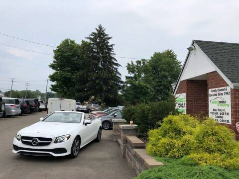 2018 Mercedes-Benz E-Class for sale at Direct Sales & Leasing in Youngstown OH