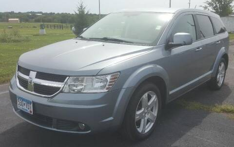 2009 Dodge Journey for sale at Green Valley Sales & Leasing in Jordan MN