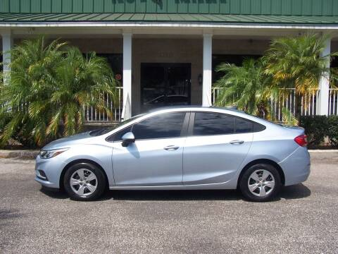 2018 Chevrolet Cruze for sale at Thomas Auto Mart Inc in Dade City FL