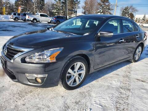 2013 Nissan Altima for sale at Extreme Auto Sales LLC. in Wautoma WI