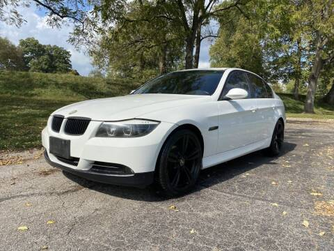 2007 BMW 3 Series for sale at Moundbuilders Motor Group in Heath OH