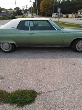 1973 Buick Electra for sale at Classic Car Deals in Cadillac MI