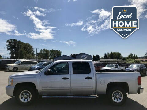 2010 Chevrolet Silverado 1500 for sale at Ralph Sells Cars at Maxx Autos Plus Tacoma in Tacoma WA