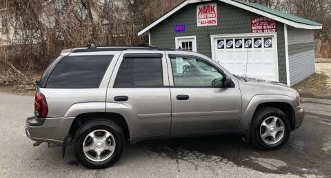 2007 Chevrolet TrailBlazer for sale at KMK Motors in Latham NY