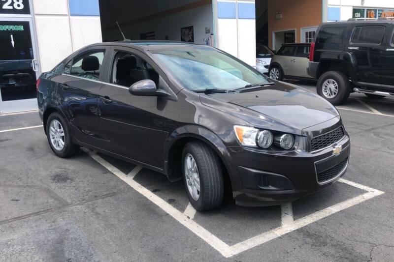 2014 Chevrolet Sonic for sale in Lithia Springs, GA