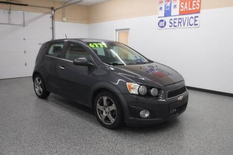 2013 Chevrolet Sonic for sale at 777 Auto Sales and Service in Tacoma WA