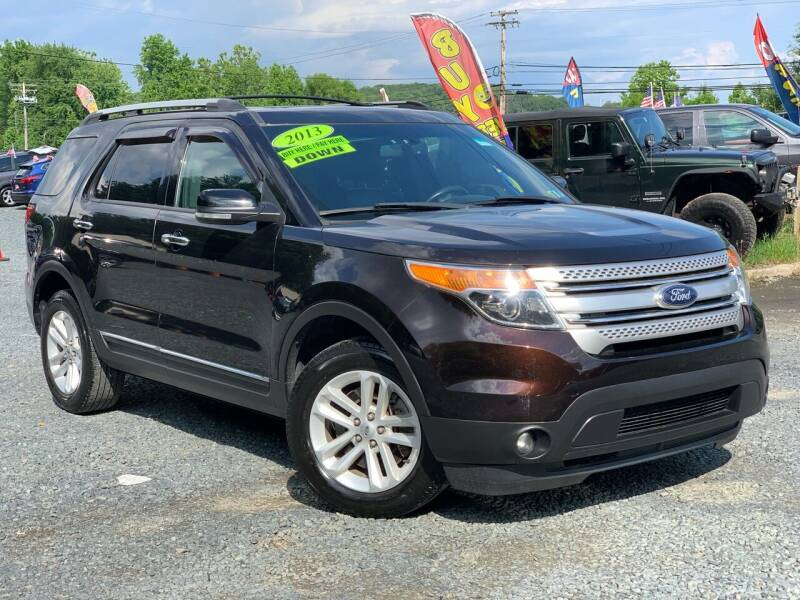 2013 Ford Explorer for sale at A&M Auto Sales in Edgewood MD