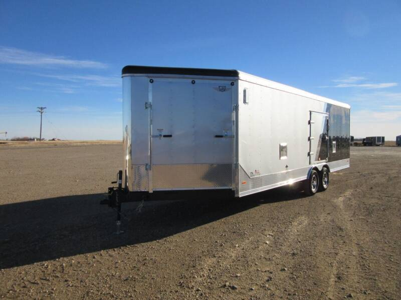 2021 MTI 8.5' x 29' for sale at Nore's Auto & Trailer Sales - Enclosed Trailers in Kenmare ND
