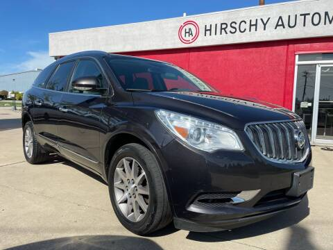 2016 Buick Enclave for sale at Hirschy Automotive in Fort Wayne IN