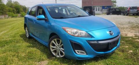 2010 Mazda MAZDA3 for sale at Sinclair Auto Inc. in Pendleton IN