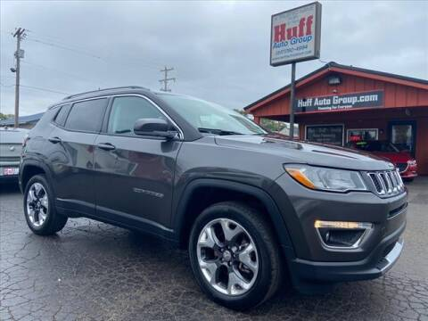 2020 Jeep Compass for sale at HUFF AUTO GROUP in Jackson MI