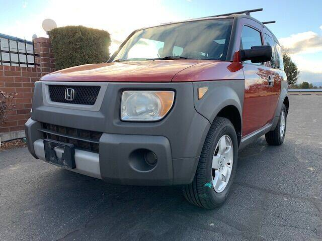 2004 Honda Element for sale at Parnell Autowerks in Bend OR