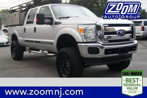 2012 Ford F-250 Super Duty for sale at Zoom Auto Group in Parsippany NJ