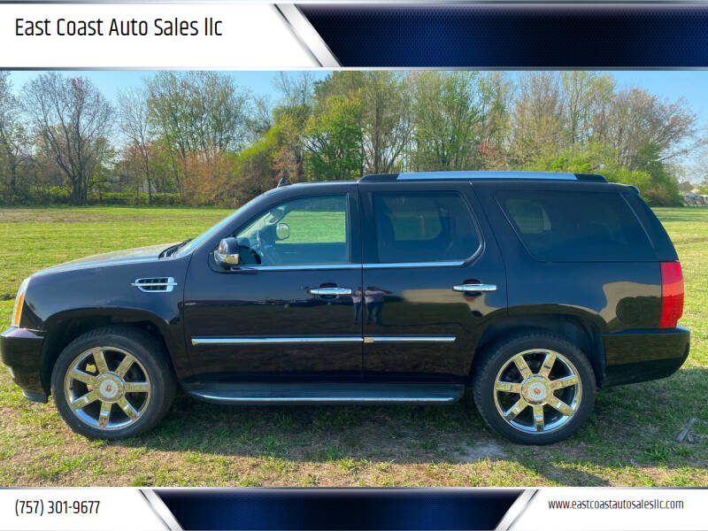 2014 Cadillac Escalade for sale at East Coast Auto Sales llc in Virginia Beach VA
