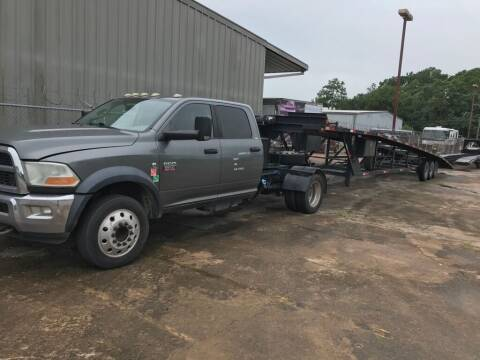 2011 RAM Ram Chassis 5500 for sale at 4 Girls Auto Sales in Houston TX