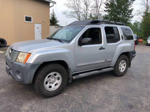 2006 Nissan Xterra for sale at Lance's Automotive in Ontario NY