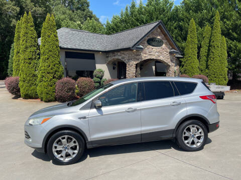 2013 Ford Escape for sale at Hoyle Auto Sales in Taylorsville NC