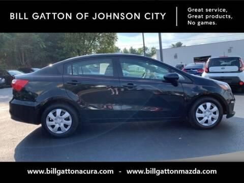 2016 Kia Rio for sale at Bill Gatton Used Cars - BILL GATTON ACURA MAZDA in Johnson City TN