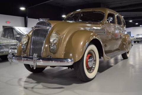 1936 Chrysler Imperial for sale at Jensen's Dealerships in Sioux City IA