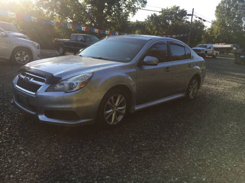 2014 Subaru Legacy for sale at DONS AUTO CENTER in Caldwell OH