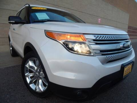 2015 Ford Explorer for sale at Altitude Auto Sales in Denver CO