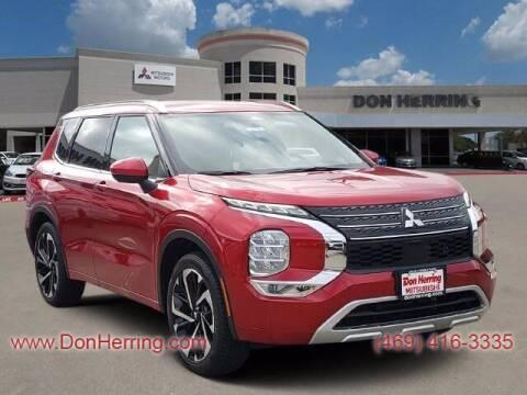 2022 Mitsubishi Outlander for sale at Don Herring Mitsubishi in Plano TX