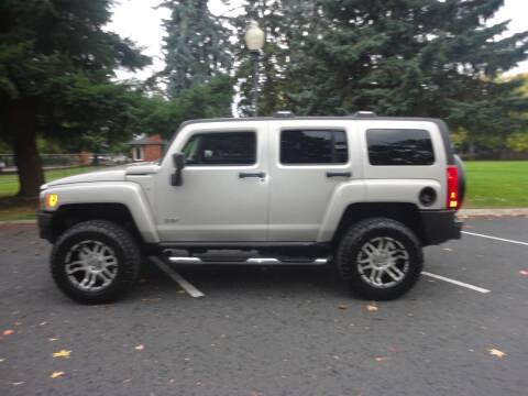 2008 HUMMER H3 for sale at TONY'S AUTO WORLD in Portland OR