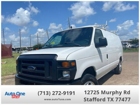 2012 Ford E-Series Cargo for sale at Auto One USA in Stafford TX