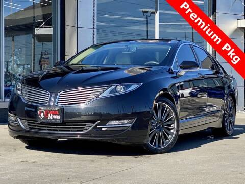 2014 Lincoln MKZ Hybrid for sale at Carmel Motors in Indianapolis IN