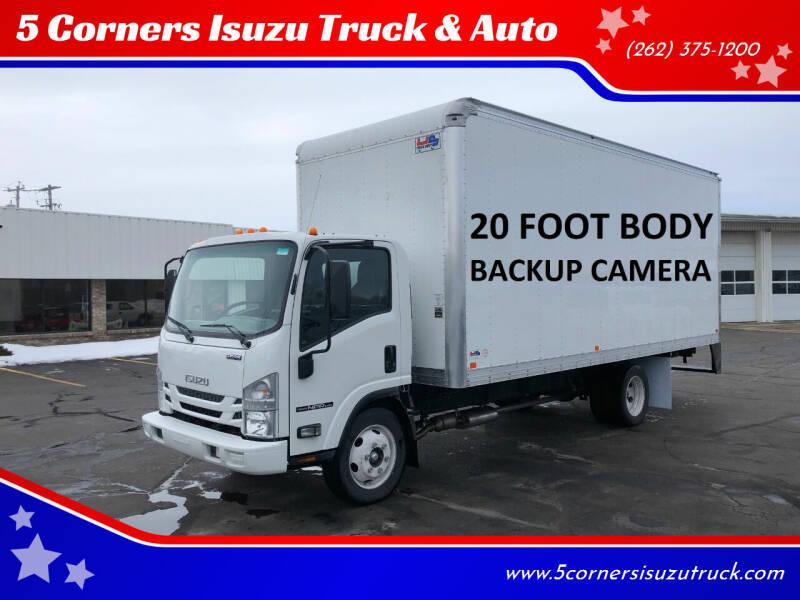 2020 Isuzu NPR-HD for sale at 5 Corners Isuzu Truck & Auto in Cedarburg WI