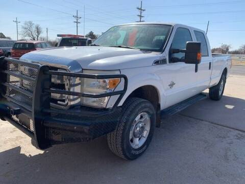 2012 Ford F-250 Super Duty for sale at J & S Auto in Downs KS