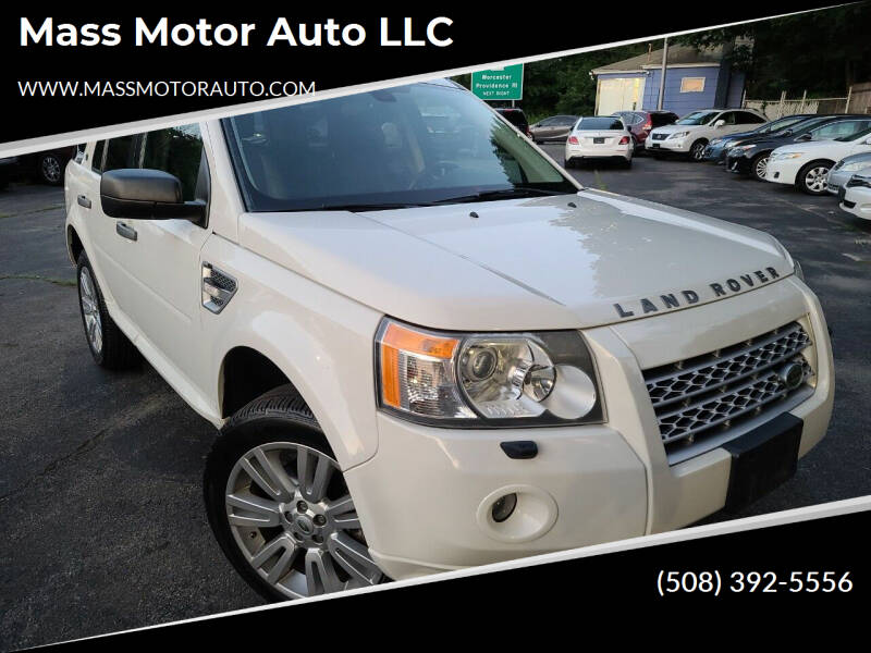 2009 Land Rover LR2 for sale in Millbury, MA