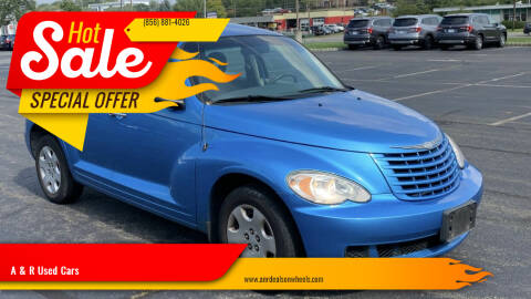 2008 Chrysler PT Cruiser for sale at A & R Used Cars in Clayton NJ