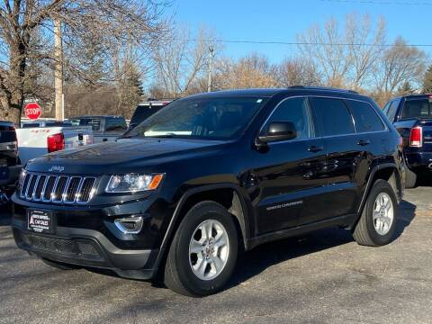 2014 Jeep Grand Cherokee for sale at North Imports LLC in Burnsville MN