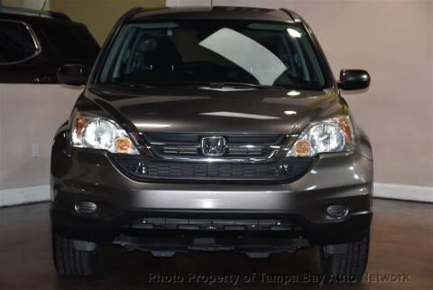 2011 Honda CR-V for sale at Tampa Bay AutoNetwork in Tampa FL