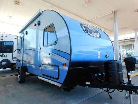 2017 Forest River R-Pod 179 for sale at Motorsports Unlimited in McAlester OK