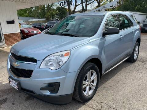 2014 Chevrolet Equinox for sale at New Wheels in Glendale Heights IL