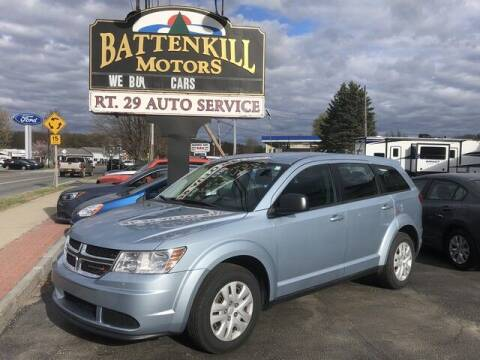 2013 Dodge Journey for sale at BATTENKILL MOTORS in Greenwich NY