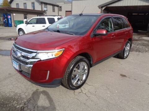 2013 Ford Edge for sale at COUNTRYSIDE AUTO INC in Austin MN