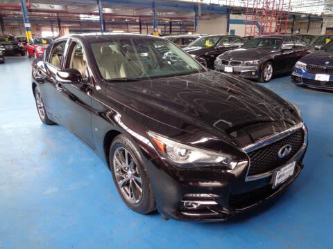 2015 Infiniti Q50 for sale at VML Motors LLC in Teterboro NJ