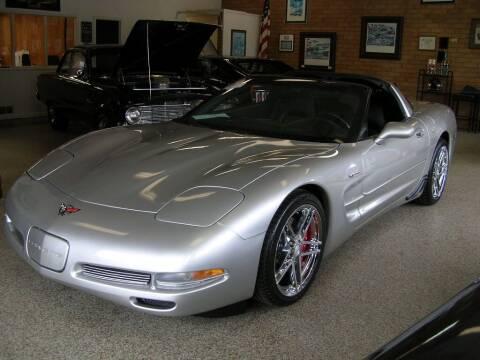 2004 Chevrolet Corvette for sale at South Atlanta Motorsports in Mcdonough GA