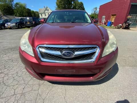 2010 Subaru Legacy for sale at DPG Enterprize in Catskill NY