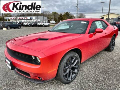 2021 Dodge Challenger for sale at Kindle Auto Plaza in Middle Township NJ
