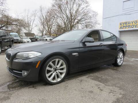 2011 BMW 5 Series for sale at US Auto in Pennsauken NJ