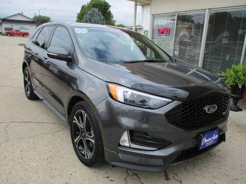 2019 Ford Edge for sale at Choice Auto in Carroll IA