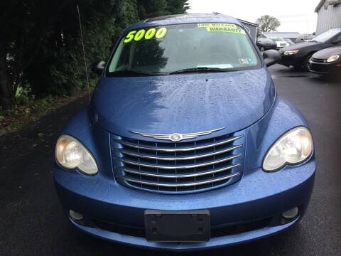 2007 Chrysler PT Cruiser for sale at BIRD'S AUTOMOTIVE & CUSTOMS in Ephrata PA