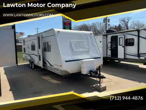 2004 Forest River SURVEYOR for sale at Lawton Motor Company in Lawton IA