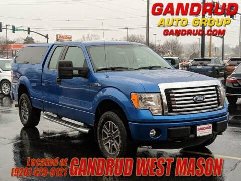 2012 Ford F-150 for sale at GANDRUD CHEVROLET in Green Bay WI