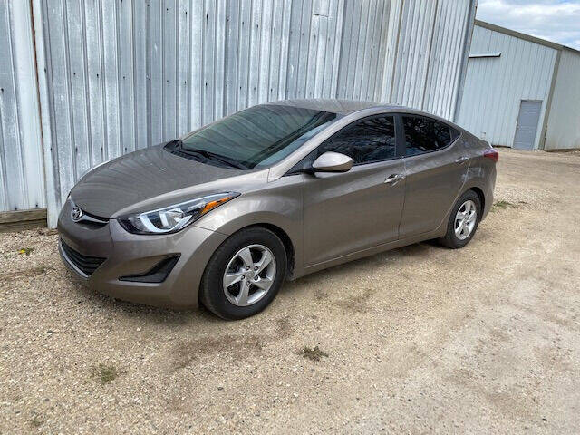 2015 Hyundai Elantra for sale at Dave's Auto & Truck in Campbellsport WI